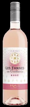 Les Tannes en Occitanie Rosé