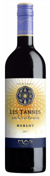 Les Tannes en Occitanie Merlot