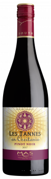 Les Tannes en Occitanie Pinot Noir