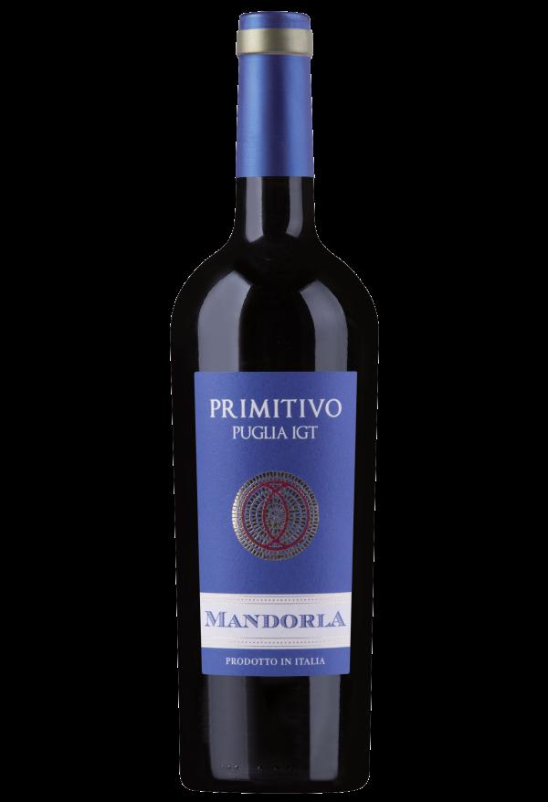 Mandorla Primitivo
