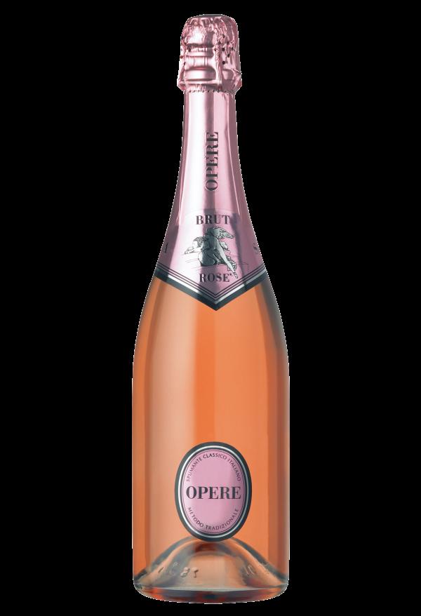 Opere Rosé Brut Metodo Classico